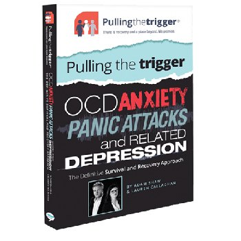 New OCD Book Club - June - Pulling the Trigger